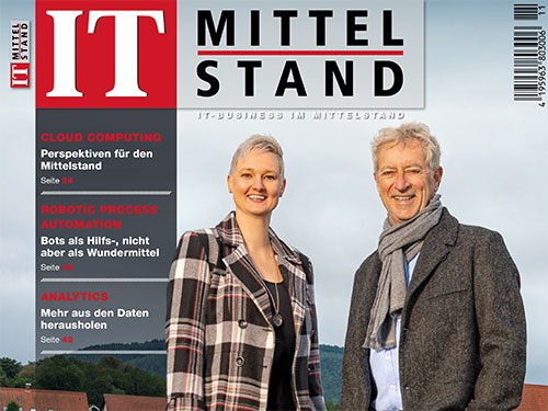Titelinterview IT-Mittelstand